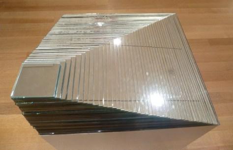 Robert Smithson Mirror Stratum