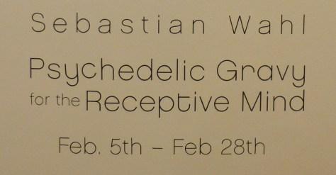 Sebastian Wahl Signage