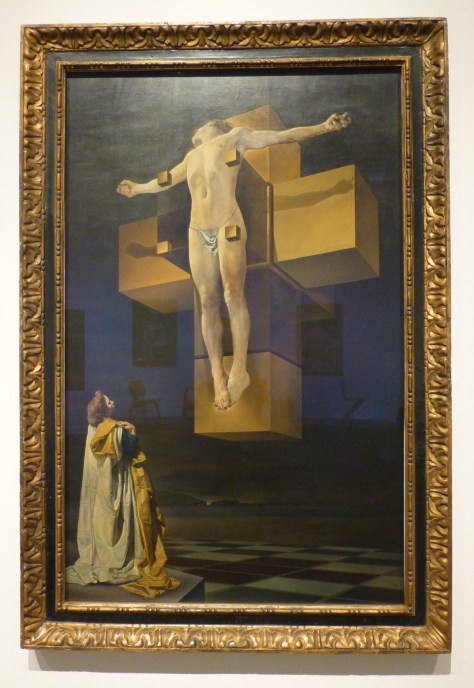Crucifixion by Dali