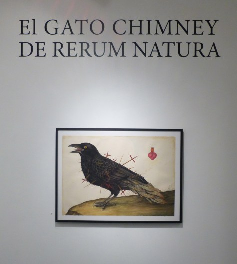 El Gato Chimney Signage