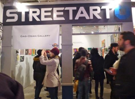 Street Art Gallery