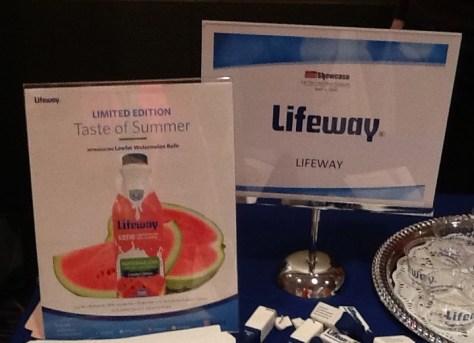 Lifeway Protein Kefir Watermelon