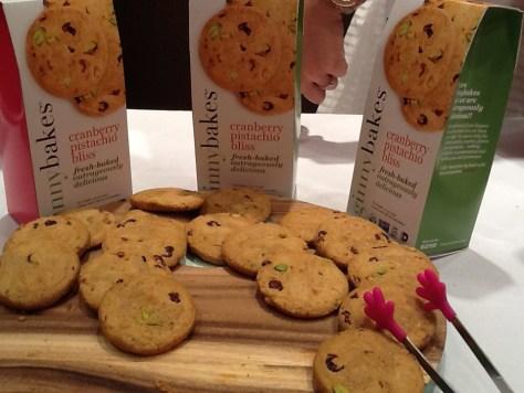 Ginny Bakes Cookies Display