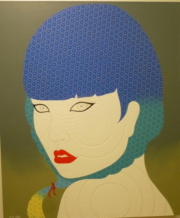 She No 4 by Chamnan Chongpaiboon