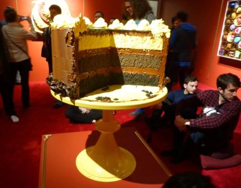 Foodhist Temple Cake