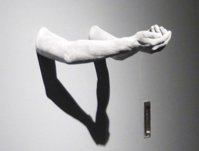 Gesture (Cherishing), 2015
