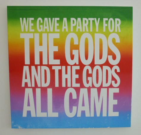 Party for the Gods