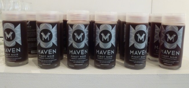 Maven Cocktails Red