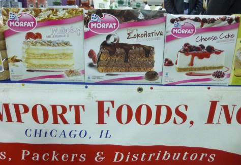 Morfat Cakes