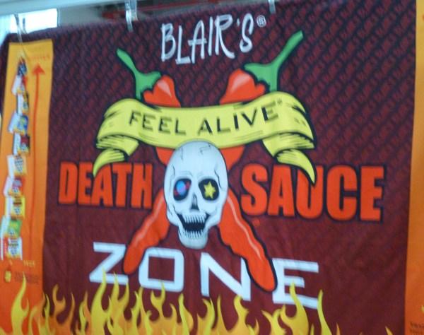 Death Zone Sauce