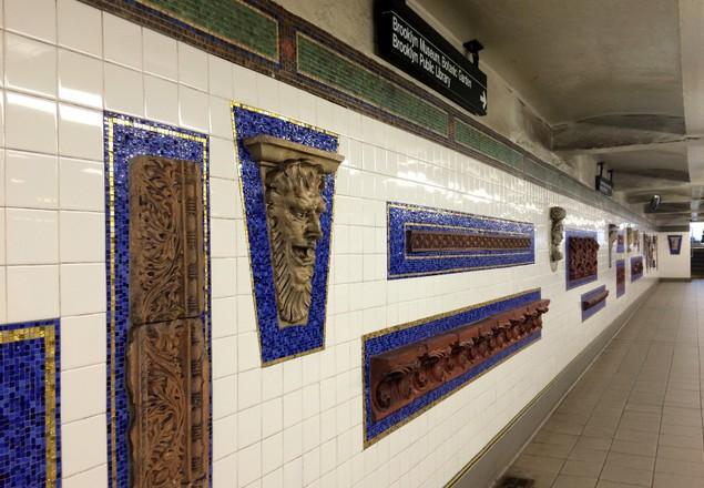 Eastern Parkway Subway