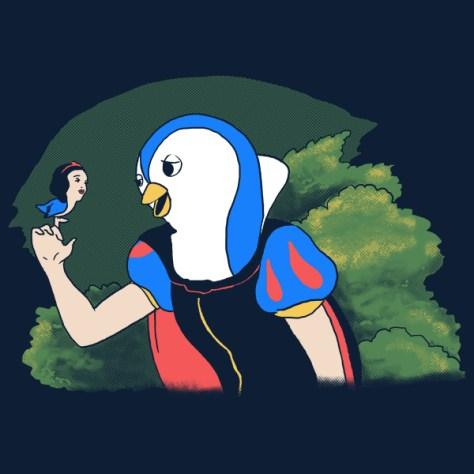 Fairly Odd Snow White