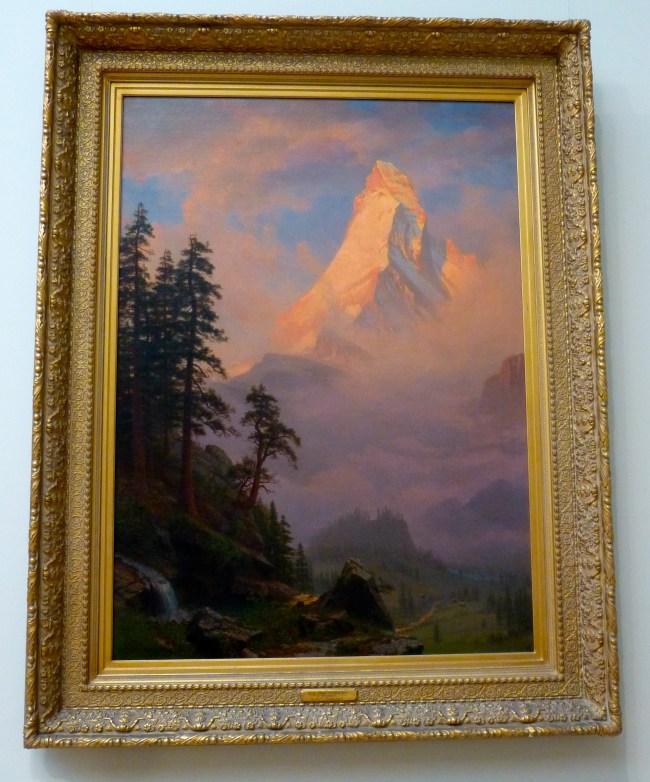 Sunrise on the Matterhorn