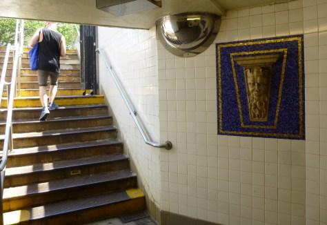 Brooklyn Museum Subway Stop