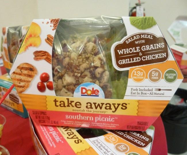Dole Take Aways Salads