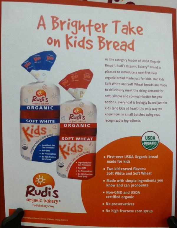 Rudis Kids Bread