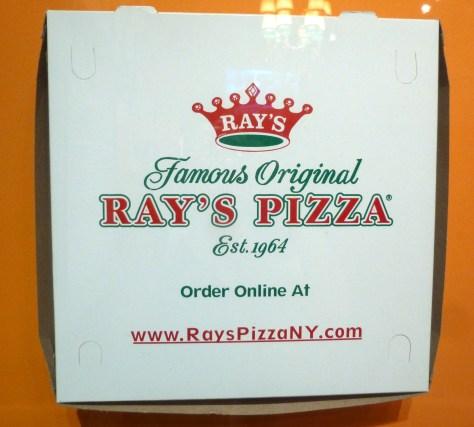 Ray's Pizza Box