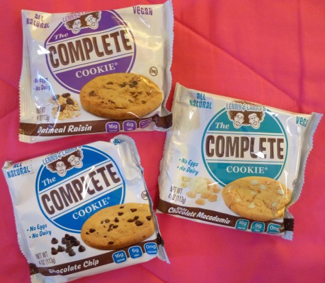 Lenny and Larry Complete Cookie 1