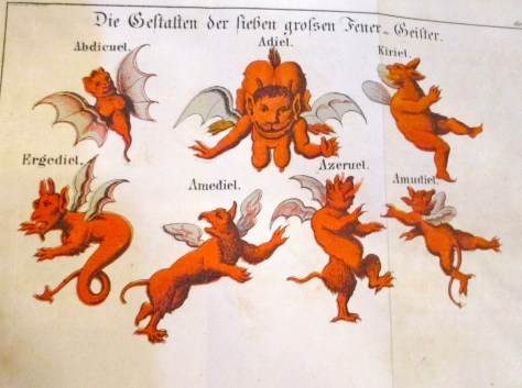Magia Naturalis Demons