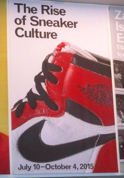 Sneaker Culture Poster