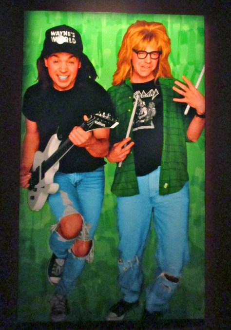 Wayne and Garth