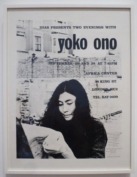 Yoko Show Announcement