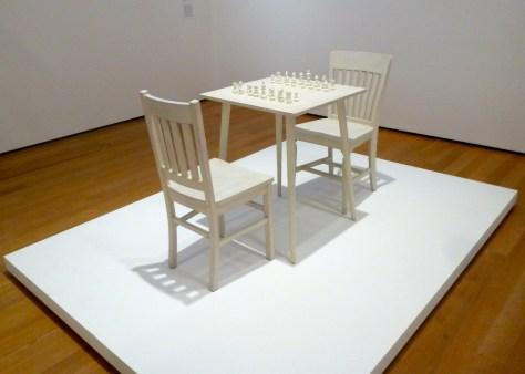 White Chess Set (1966)