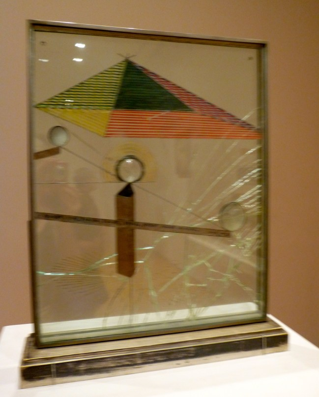 To Be Looked at (from the Other Side of the Glass) with One Eye, Close to, for Almost an Hour