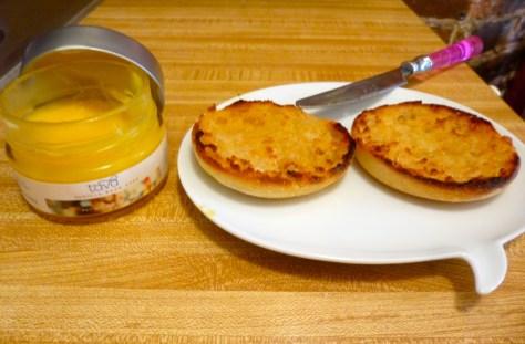 Vanilla Bean Ghee with Toast
