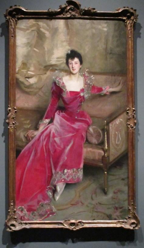 Mrs. Hugh Hammersley (Mary Frances) 1892