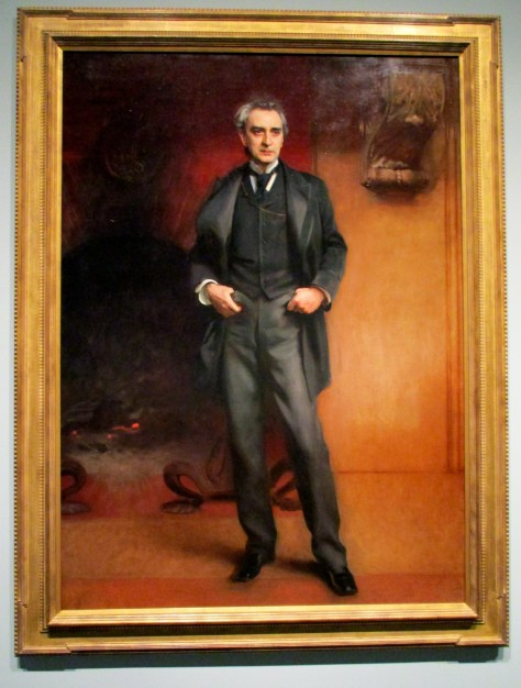 Shakespearean Actor Edwin Booth 1890