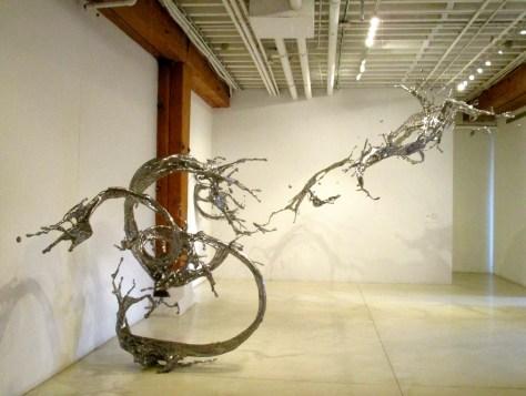 Sculpture by Zheng Lu