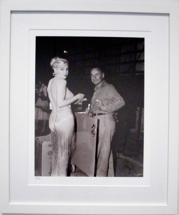 Marilyn Monroe Birthday Cake 1960