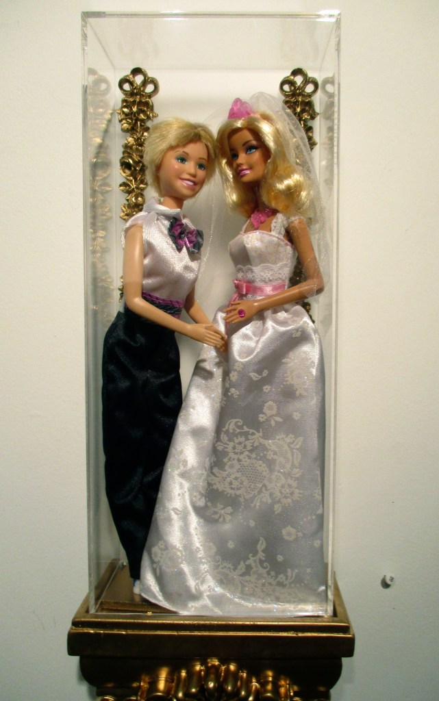 Two Barbie's