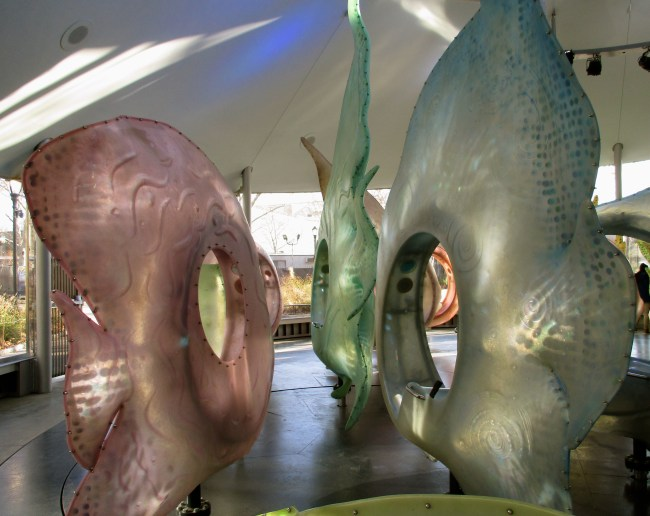 Seaglass Carousel Fish