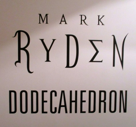 Dodecahedron Signage