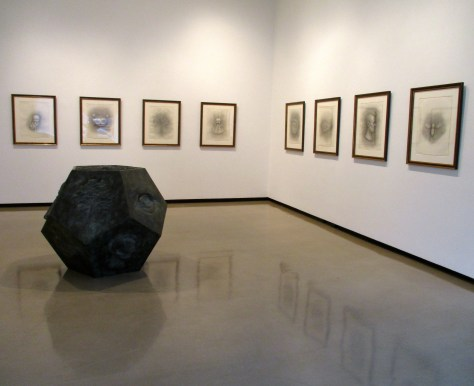 Dodecahedron Installation View