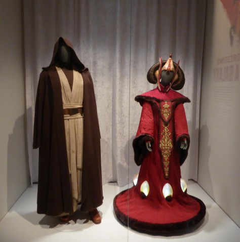 Jedi Robe and Padme Outfit