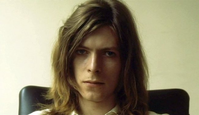 David Bowie Young