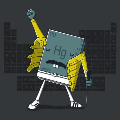Freddie Mercury The Element