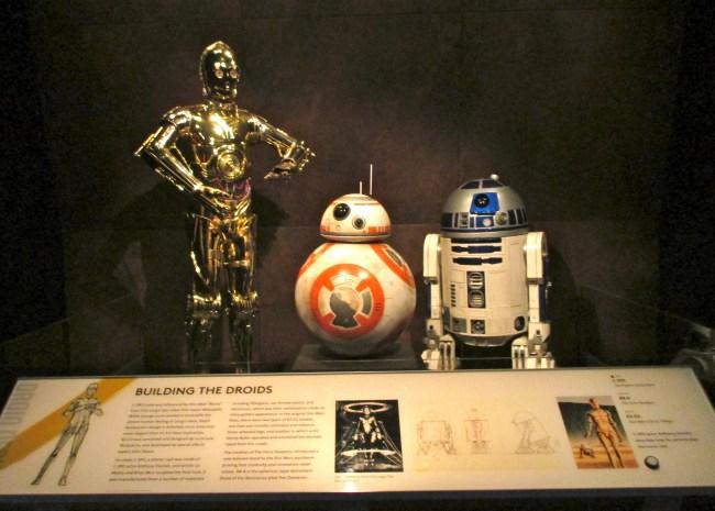 Three Droids