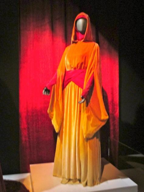 Handmaiden Gown Detail