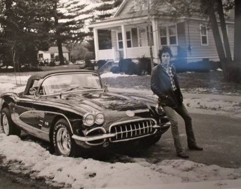 Bruce and 1960 Corvette (1978)