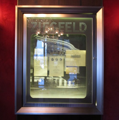 Ziegfeld Poster