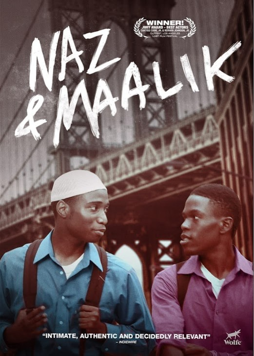 Naz and Maalik Movie Poster