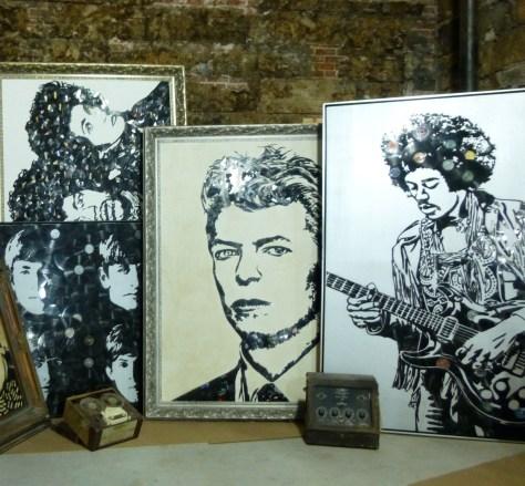 Bowie Broken Records