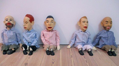 Five Puppets