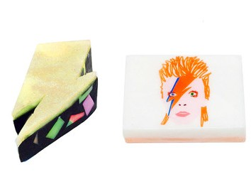David Bowie Soap