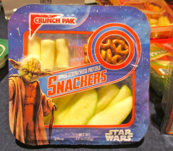 Crunch Pak Star Wars Packaging
