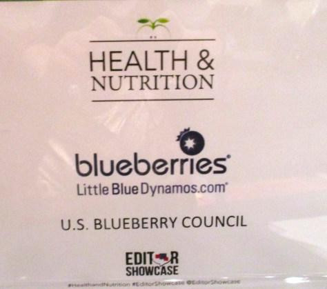 Blueberry Council